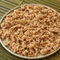Crumble noisette